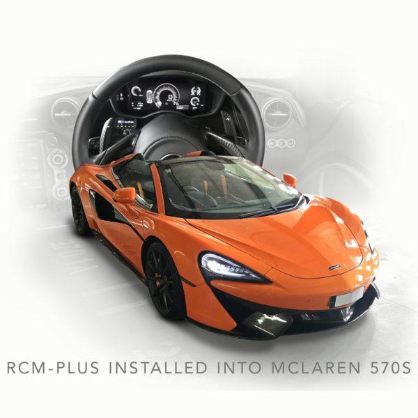 Radenso RC M_McLaren_montage